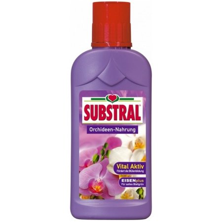 Substral tekutý orchideje 250ml